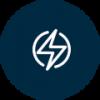 Kilowatt-Icon
